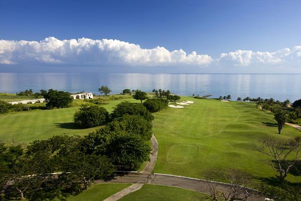 Cinnamon Hill Golf Course in Jamaica